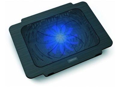 """Βάση Laptop Cooler 15.6"""" Omega Breeze OMNCPK16 Μπλε"""