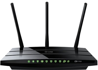 TP-Link AC1750 Wireless Dual Band Gigabit Router - Ασύρματο Ρούτερ