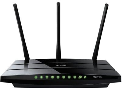 TP-Link AC1750 Wireless Dual Band Gigabit Router - Ασύρματο Ρούτερ