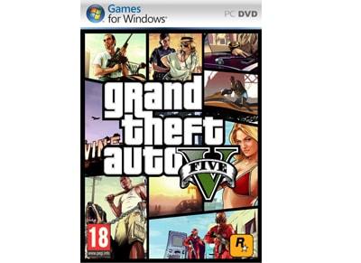 Grand Theft Auto V - PC Game gaming   παιχνίδια ανά κονσόλα   pc