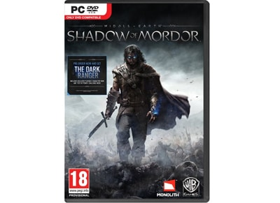 Middle Earth: Shadow Of Mordor - PC Game gaming   παιχνίδια ανά κονσόλα   pc