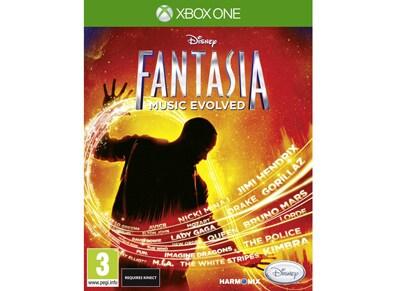Disney Fantasia: Music Evolved - Xbox One Game