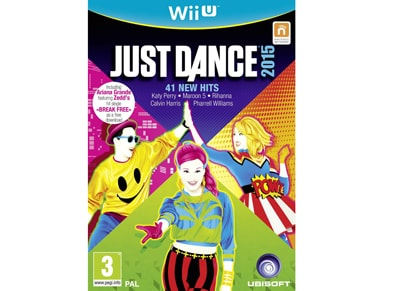 Just Dance 2015 - Wii U Game