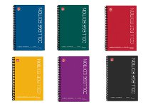Τετράδιο 3 Θεμάτων Special - Α4 - Διάφορα Χρώματα Ριγέ (1 Τεμάχιο)