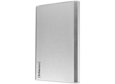 """Εξ. σκληρός δίσκος Intenso Memory Home 6026562 1TB 2.5"""" USB 3.0 Ασημί"""