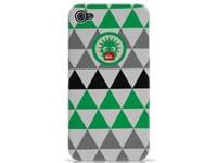 Θήκη iPhone 4/4s - Quicksilver Hard Case Rubber Triangle Εμπριμέ