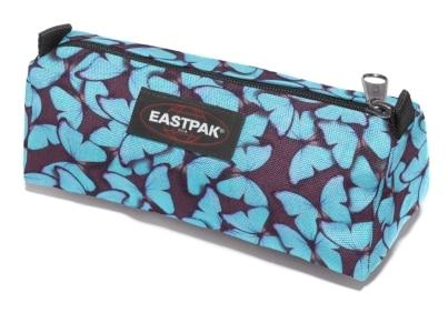 Κασετίνα Βαρελάκι Eastpak Benchmark Fly Butter Γαλάζιο