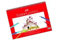 Μπλοκ Ζωγραφικής Faber Castell Α4 40 Φύλλα