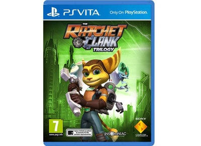 Ratchet & Clank Trilogy - PS Vita Game