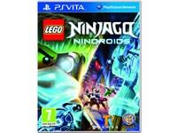 LEGO Ninjago Nindroids - PS Vita Game