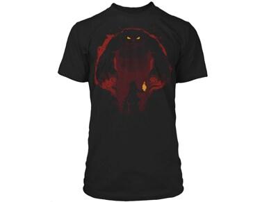 T-Shirt Jinx LOL Tibbers Μαύρο - M