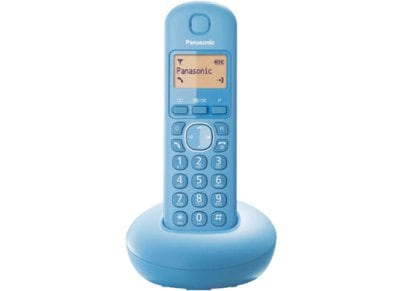 Panasonic KX-TGB210GRF Ασύρματο Τηλέφωνο Γαλάζιο