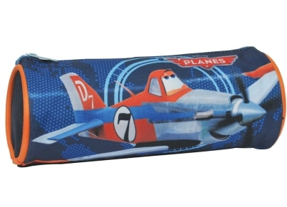 Κασετίνα Βαρελάκι Gim Disney Planes Aces n' Races