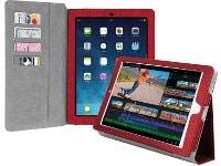 SBS Bookstyle Case TABOOKSTYLEIPAR - Θήκη iPad Air - Κόκκινο