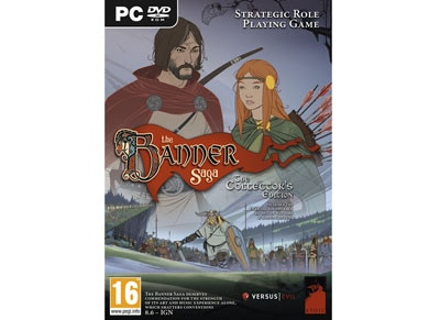 The Banner Saga Collector's Edition - PC Game