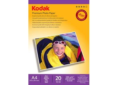 Χαρτί Φωτογραφικό Kodak 5740-093 A4 - 20 φύλλα