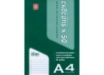 Ανταλλακτικά Φύλλα Εκθέσεων Special - Α4 - Ριγέ 50 Φύλλα