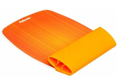 Mousepad Fellowes Rocker Orange (9362401) Πορτοκαλί