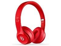 Ακουστικά κεφαλής Monster Beats by Dr.Dre Solo 2 Κόκκινο
