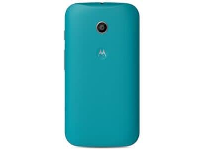 Θήκη Motorola Moto E - Motorola Shell Τυρκουάζ