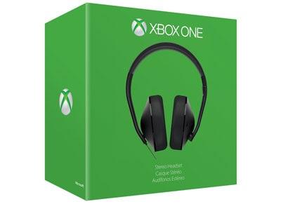 Microsoft Xbox One Stereo Headset - Μαύρο gaming   αξεσουάρ κονσολών   xbox one   headset