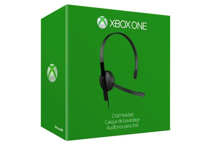Microsoft Xbox One Chat Headset - Μαύρο gaming   αξεσουάρ κονσολών   xbox one   headset