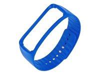 Samsung Galaxy Gear Fit Ανταλλακτικό Λουράκι Μπλε - Urethane Strap ET-SR350 Medium