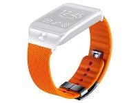 Samsung Galaxy Gear 2/Gear Νeo Ανταλλακτικό Λουράκι Πορτοκαλί - Basic Strap ET-SR380 Medium