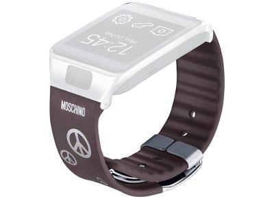 Samsung Galaxy Gear 2/Gear Νeo Ανταλλακτικό Λουράκι Γκρι - Basic Strap ET-SR380 Medium