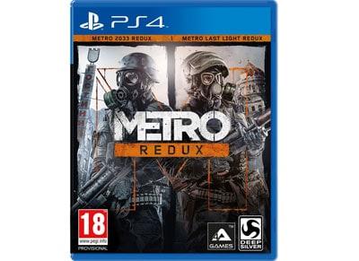 Metro Redux - PS4 Game gaming   παιχνίδια ανά κονσόλα   ps4