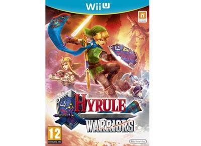 Hyrule Warriors - Wii U Game gaming   παιχνίδια ανά κονσόλα   wii u