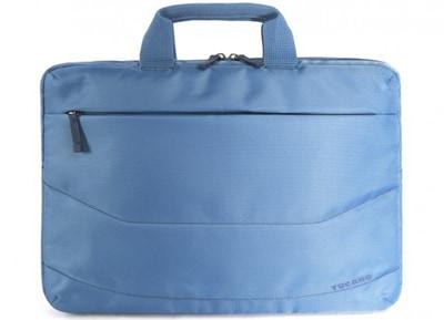 """Τσάντα Laptop 15.6"""" Tucano Idea Μπλε"""