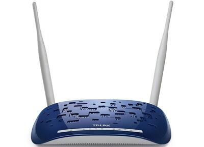 TP-Link TD-W8960N - Ασύρματο Modem Router 300Mbps