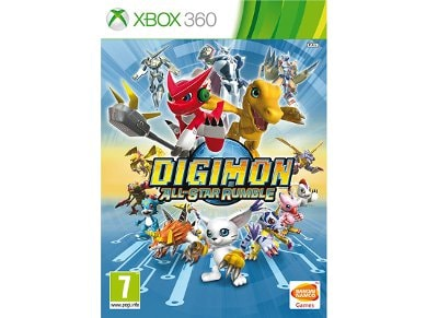Digimon All-Star Rumble - Xbox 360 Game gaming   παιχνίδια ανά κονσόλα   xbox 360