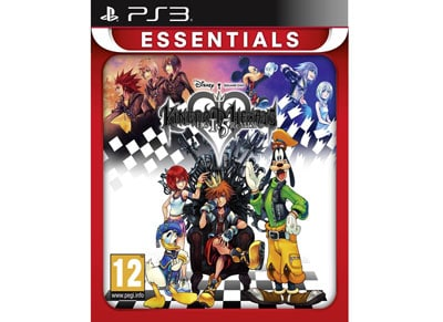 Kingdom Hearts 1.5 Remix Essentials - PS3 Game gaming   παιχνίδια ανά κονσόλα   ps3