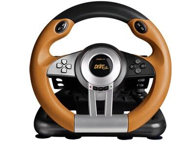 Speedlink Drift O.Z. - Τιμονιέρα PC Μαύρο