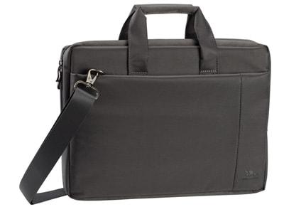 """Τσάντα Laptop 15.6"""" Rivacase 8231 Γκρι"""