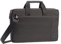 """Τσάντα Laptop 17.3"""" RivaCase 8251 Γκρι"""