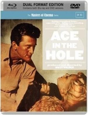 ACE IN THE HOLE [BLU RAY+DVD]