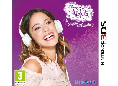 Violetta: Rhythm & Music - 3DS/2DS Game