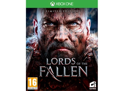 Lords of the Fallen Limited Edition - Xbox One Game