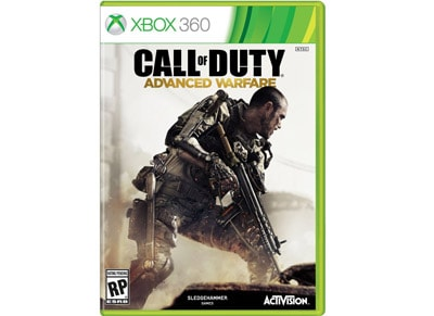 Call of Duty: Advanced Warfare - Xbox 360 Game gaming   παιχνίδια ανά κονσόλα   xbox 360
