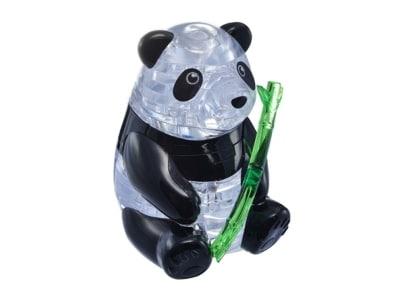 Crystal Puzzle Panda 3D