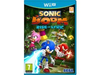 Sonic Boom: Rise of Lyric - Wii U Game