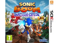 Sonic Boom: Shattered Crystal - 3DS/2DS Game