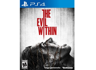 The Evil Within - PS4 Game gaming   παιχνίδια ανά κονσόλα   ps4