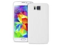 Θήκη Samsung Galaxy Alpha & Μεμβράνη οθόνης - Puro UltraSlim 0.3 Cover SGALPHA03TR Διαφανές