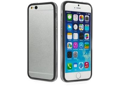 Θήκη iPhone 6/6S - SBS Bumper Cover TEBUMPERIP647K Μαύρο apple   αξεσουάρ iphone   θήκες