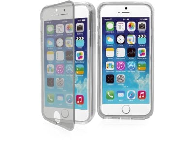 Θήκη iPhone 6/6S - SBS Touch Case TETOUCHIP647T Διαφανές apple   αξεσουάρ iphone   θήκες