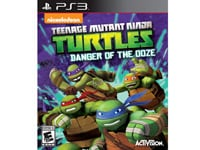 Teenage Mutant Ninja Turtles: Danger of the Ooze - PS3 Game
